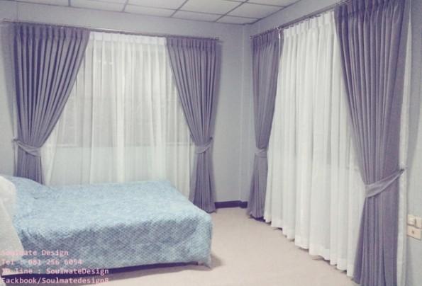 วิธีเลือกผ้าม่านห้องนอนอย่างไรไม่ให้พลาด