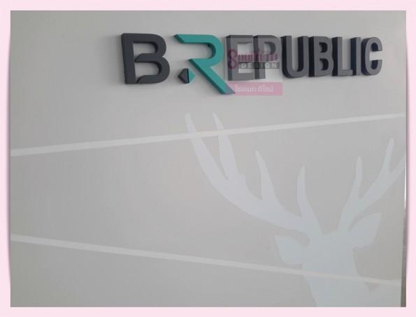 งานติดตั้งผ้าม่านที่ B Republic สุขุมวิท 101/1 (บี รีพับบลิค)